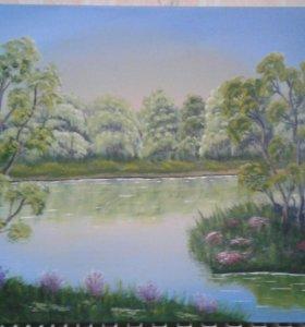 Картина 50х70