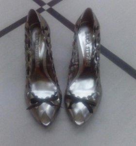 Мои свадебные туфли