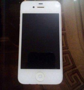 Iphone 4s 8Gb Продам срочно!