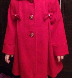 Новые:пальто + шляпка