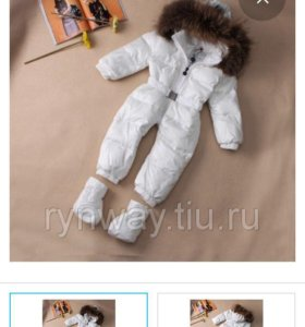 Продам костюм Moncler 1,5-2года