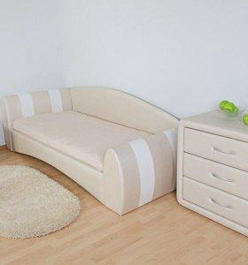 Инь-Янь кровать новая