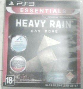 Игра для  PS3 HEAVY RAIN