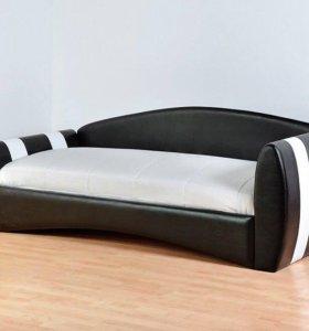 Кровать Инь-Янь в упаковке