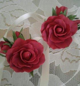 Браслеты для подружек невест