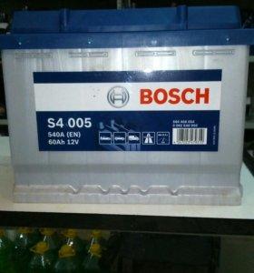 Аккумулятор BOSCH 60 A/h