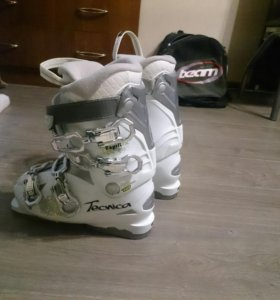 Горнолыжные ботинки Tecnica exprit rx (женские)