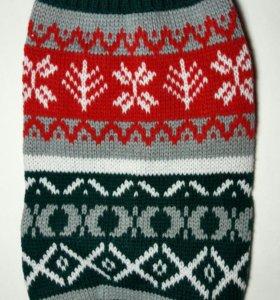 Теплые уютные свитерки