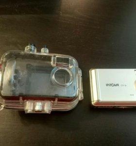Фотоаппарат с аквабоксом
