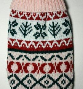 Уютные теплые свитерки