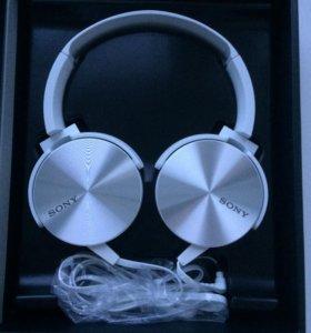 Наушники Sony 3D звук