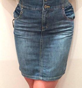 Юбка джинсовая Kira Plastinina