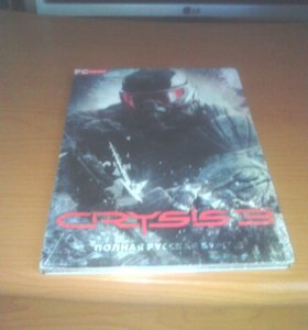 Игра на комп CRYSIS 3