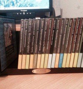 Коллекция музыкальных дисков