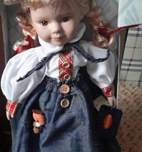 Фарфоровая кукла Германия