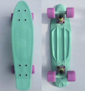Penny board mint пенни Борд мятный