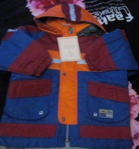 Куртка 98-104 рост. Новая