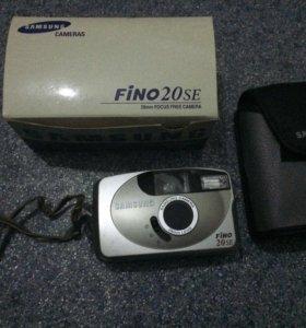 Фотоаппарат плёночный Samsung fino 20SE