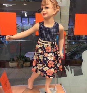 Детский манекен (девочка)