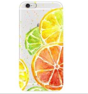 Чехол на iPhone 4 4s 5 5s SE  айфон