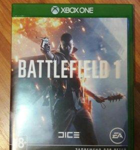 Battlefield 1 на xbox one