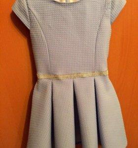 Платье р 104-110 новое