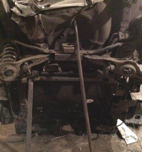 Задняя подвеска Mazda 3 bL