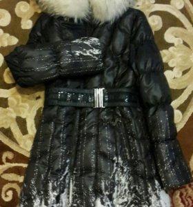 Куртка зимняя женские