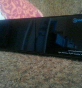 Цифровой спутниковый ресивер Globo HD TS 9600