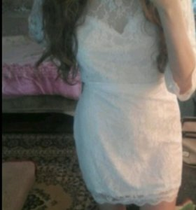 Платье из польши