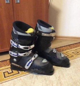 Лыжные ботинки Solomon Ellipse 6