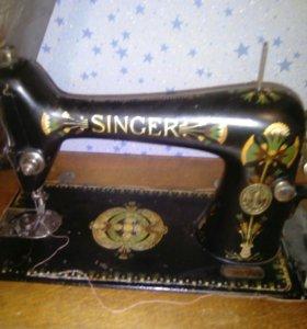 Машинка швейная Зингер с заводским номером