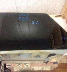 Стекло двери ВАЗ-2112 заднее левое