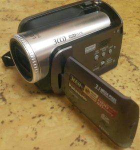 Видеокамера Panasonic SDR-H280EE-S