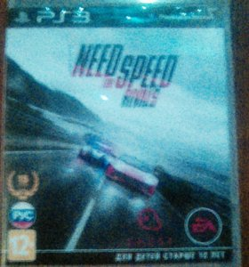 Игра на ps3 need for speed rivlis
