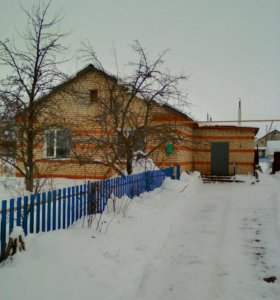 Кирпичный дом 100кв.м.