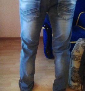 Джинсы мужские 32 размер