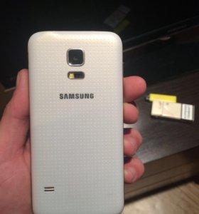 Телефон Samsung Galaxy s5 mini