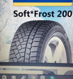 205/55R16 Gislaved Soft Frost 200 new 2016 Germany