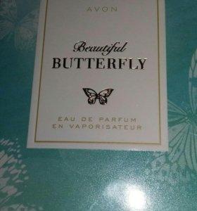 AVON BEAUTIFUL BUTTERFLY