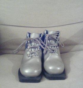 Лыжные ботинки Quechua classic 20