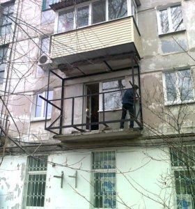 Балкон за 2 дня