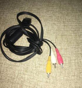 Шнур для соединения с экраном и PlayStation
