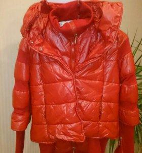 Куртка на девочку 12-13 лет