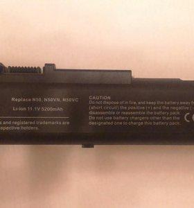 Аккумулятор для Asus N50, N50VC, N50VN