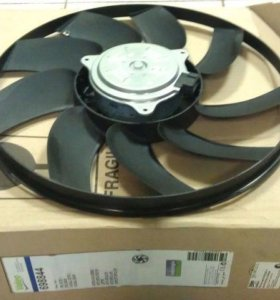 Вентилятор Valeo для Opel