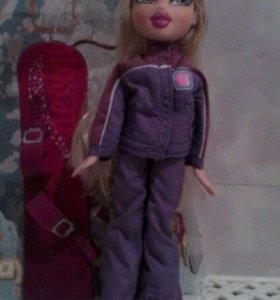 Кукла Братц, скейтбордистка