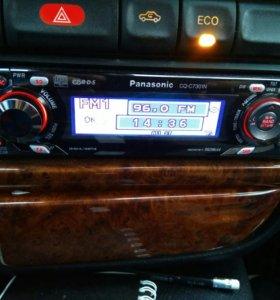 Магнитола Panasonic CQ-7301