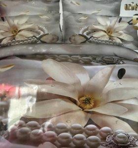 📌Постельное белье подарочное Евроразмер
