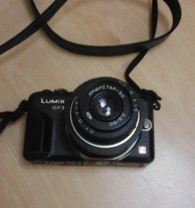 Фотоаппарат Panasonic Lumix DMC-HF3